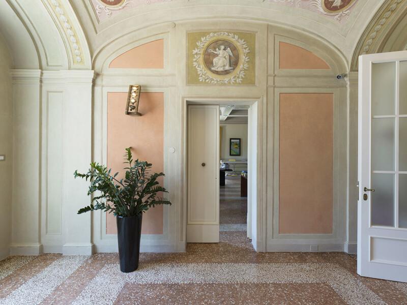 Entrata dello Studio Berti Rizzoli